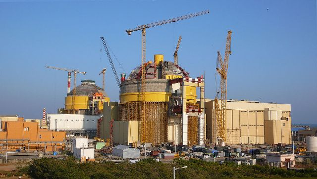 Reliance Infrastructure bags EPC contract for Kudankulam Nuclear Power Project