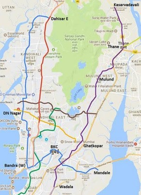 TATA Projects wins Mumbai Metro Packages