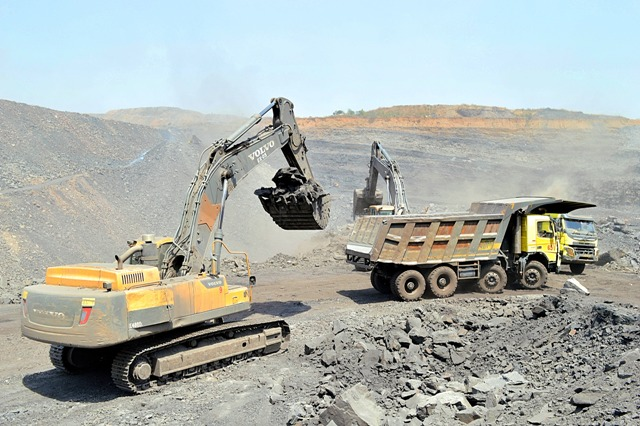 Volvo's quality and premier service package delivers 90% uptime on Indian mine