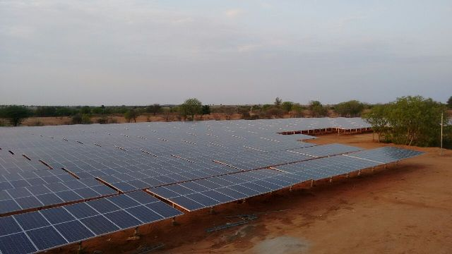 Rays Power Infra completes 3 large EPC Solar PV projects in Karnataka is less than 100 days