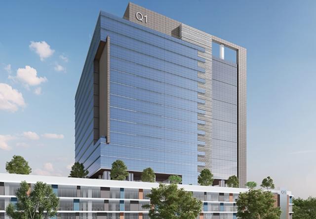 Ascendas India Trust to acquire two buildings totalling 1.4 million square feet in Navi Mumbai