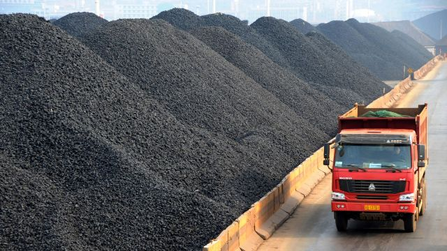 Report - Government to offload stake in Coal India