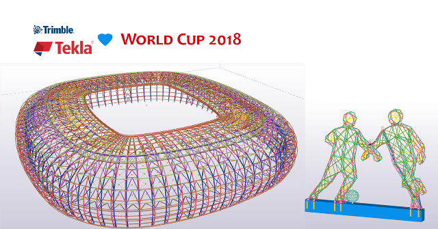 How Tekla Software helped Construct FIFA World Cup Stadiums on Schedule