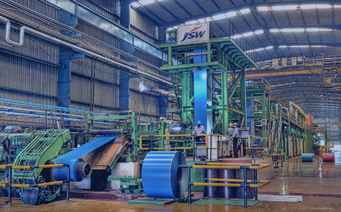 JSW Steel to expand steel manufacturing capacity of  Vijayanagar Works