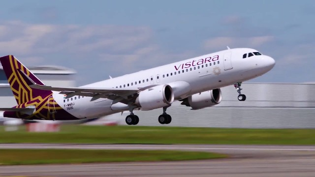 Vistara to order USD 3.1 billion worth of aircrafts from Airbus and Boeing