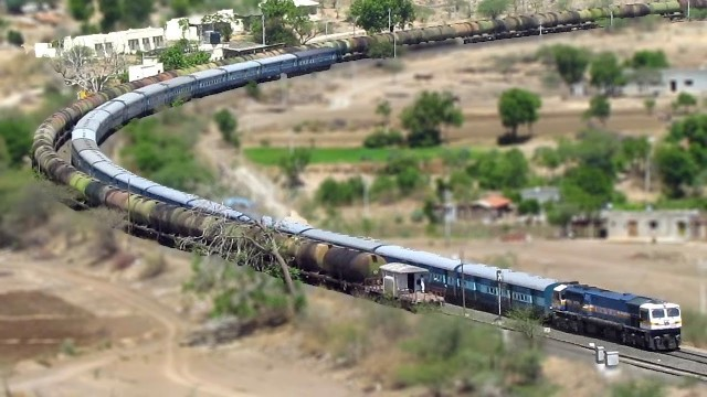 Government plans to construct railway lines along Samriddhi Mahamarg