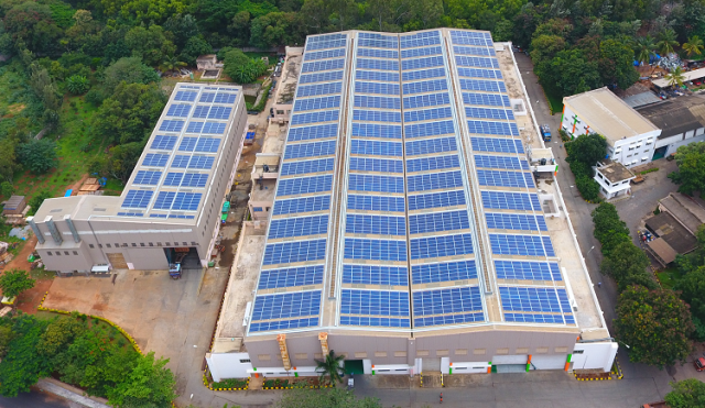 Enerparc India executes rooftop solar project for Bharat Fritz Werner