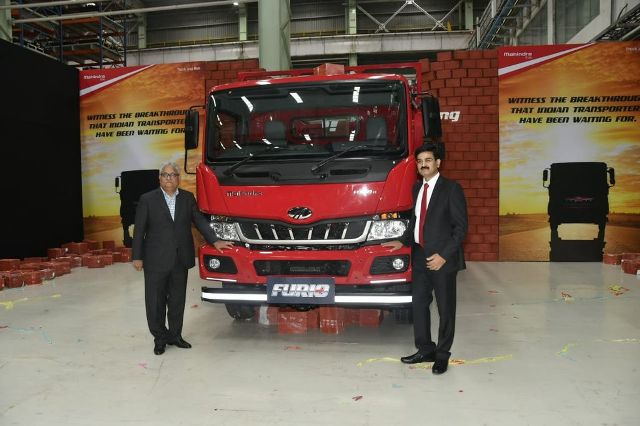 Mahindra unveils FURIO, a new world-class range of Intermediate Commercial Vehicles