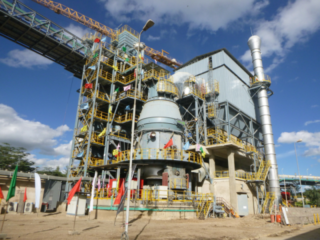 Ramco Cement to buy three LOESCHE mills