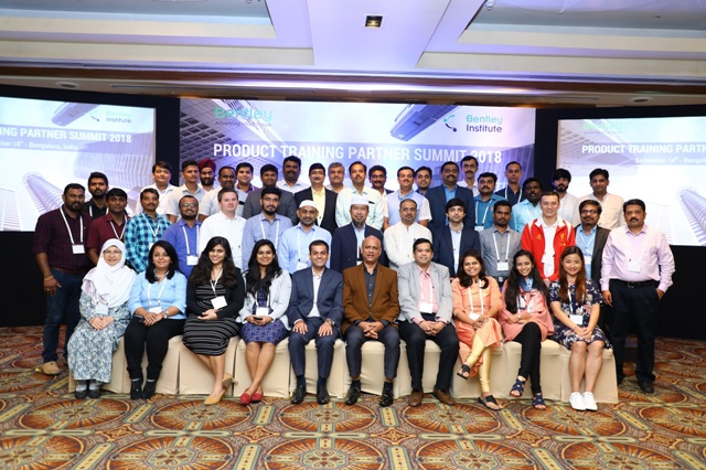 Bentley Institute organizes the first edition of Product Training Partner Summit 2018 in Bengaluru, India