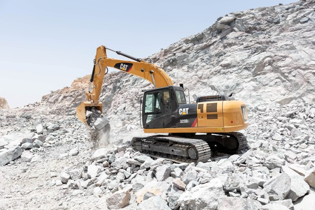 Caterpillar launches next Generation 20-Ton Excavators - Cat320D3 and Cat323D3