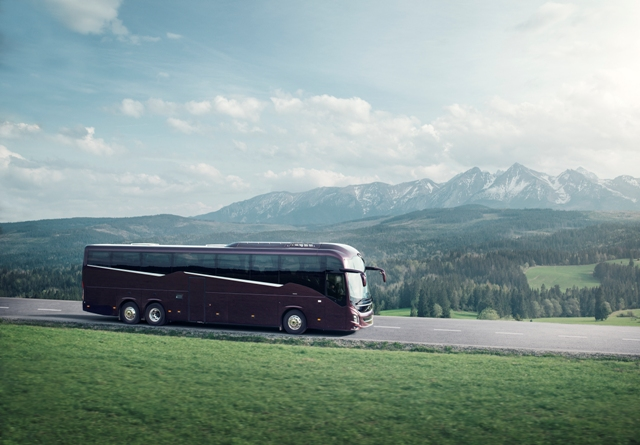 Strong demand for Volvo's new long-distance buses