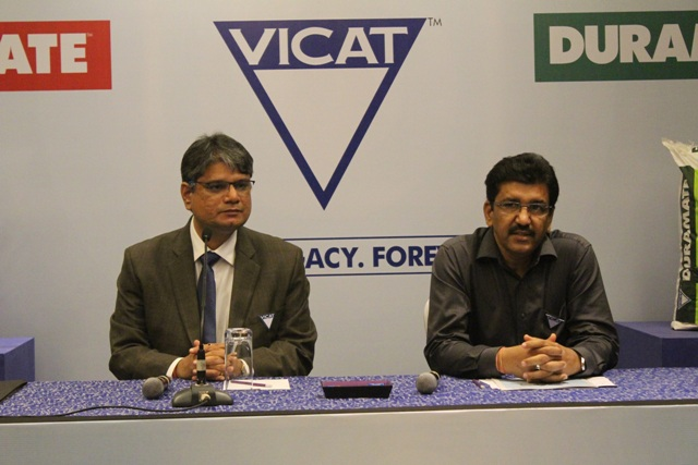 "VICAT FRANCE takes its Flagship brand ""VICAT"" to Rest of Maharashtra, after recent launch at Mumbai"