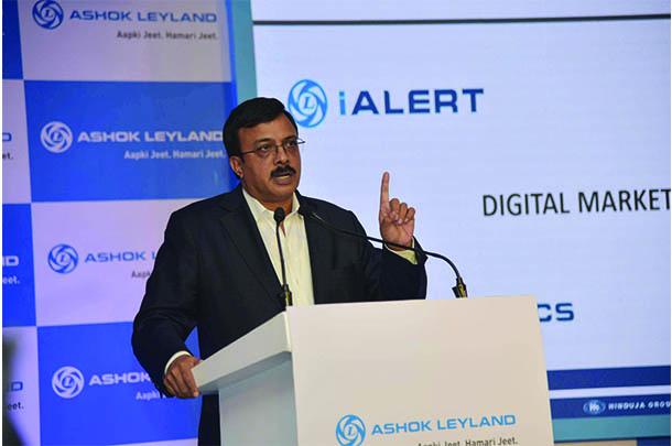 Vinod K Dasari resigns as MD & CEO of Ashok Leyland