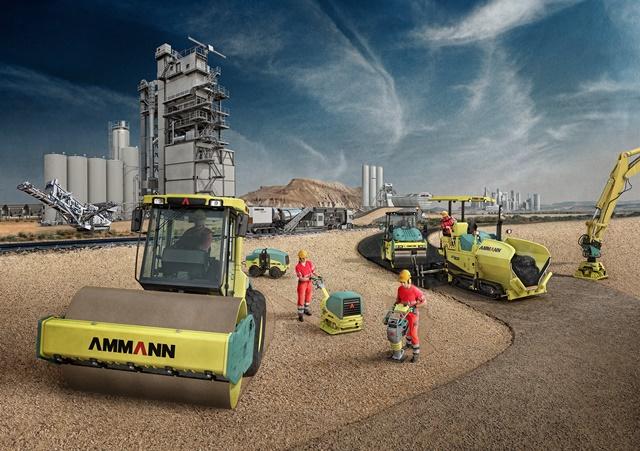 Ammann Celebrates 150th Anniversary