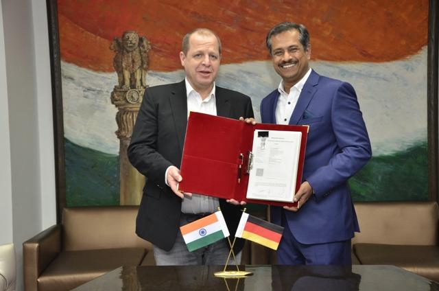Dalmia-OCL acquires GSB Group GmbH