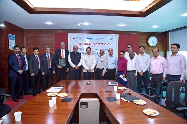 Datamatics Global to provide automated fare collection system for Mumbai Metro  Lines 2A, 2B and 7