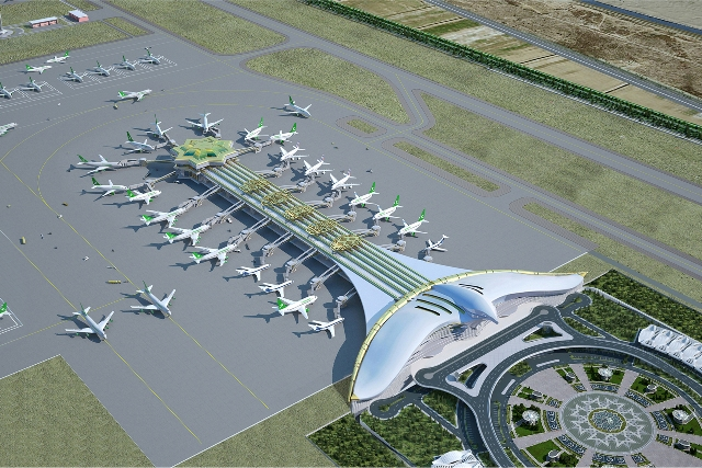 L&T Construction bags contract for design and construction of a major airport