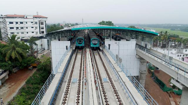 Alstom to provide electrification for Phase II of Bangalore Metro