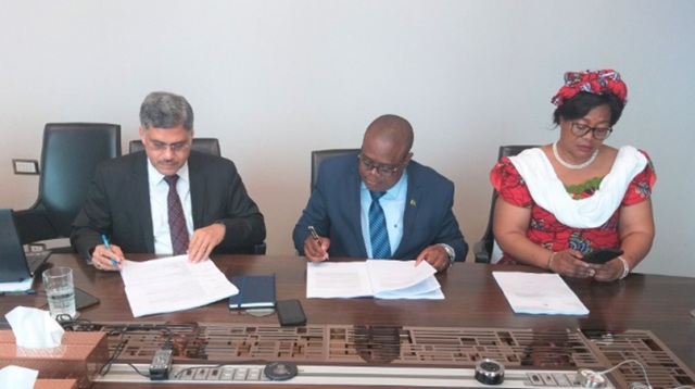 Jaguar Overseas starts a $15mn Project to construct 201 Health Posts in Zambia