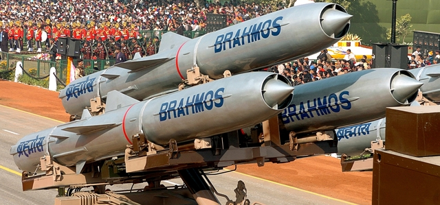 L&T delivers 100th transport launch canister for BRAHMOS Missile
