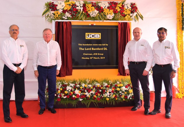 JCB to set up its sixth factory in Gujarat