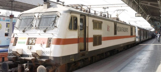 ABB to supply converters for electric locomotives  for Indian Railways