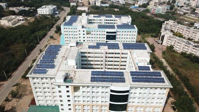 Fourth Partner Energy commissions solar projects of over 3000 KWp In Telangana