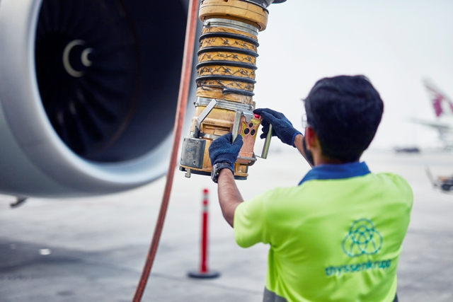 thyssenkrupp Elevator  secures operation and maintenance of Hamad International Airport