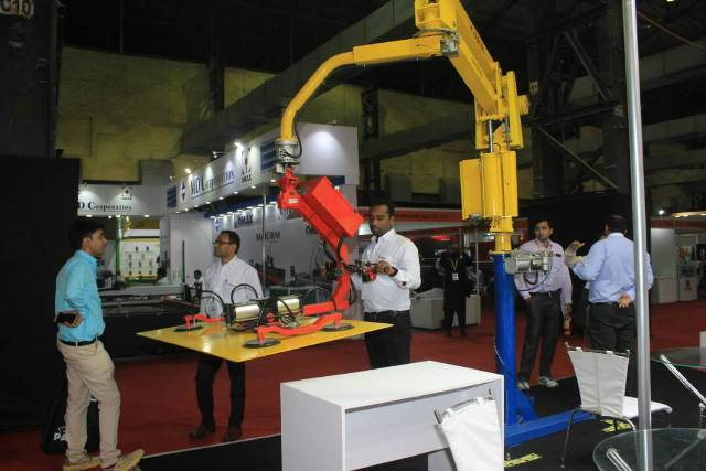 BLECH India and Fastener Fair India ends on a high note