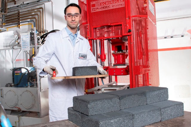 LANXESS: Strong partner for concrete coloring