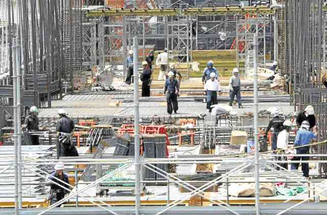 CRISIL: Q1 growth in construction, allied sectors to fall 500 bps