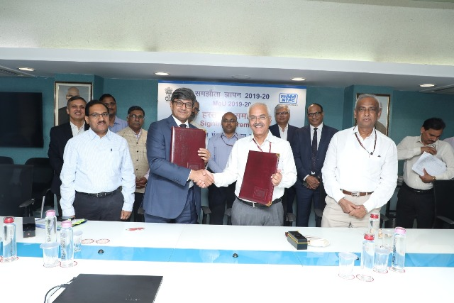 NTPC signs MoU with Ministry of Power