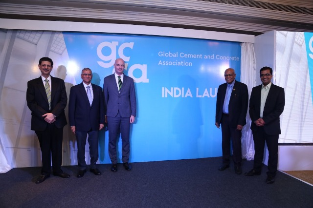 Global Cement and Concrete Association (GCCA) announced the launch of GCCA India