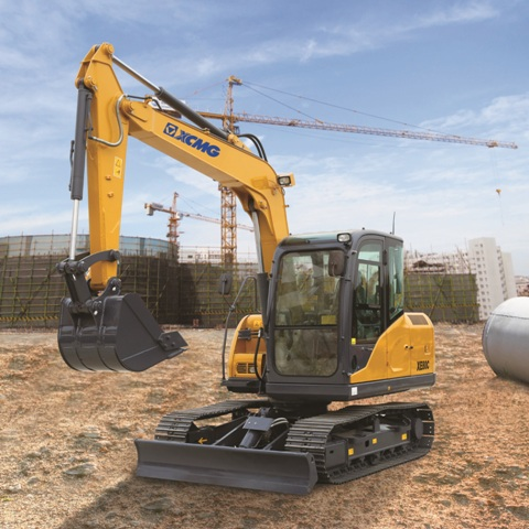 Schwing Stetter India launches new XCMG excavator range