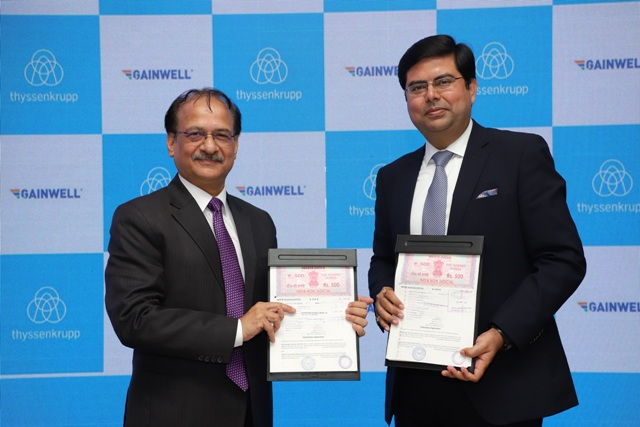 thyssenkrupp inks pact with Gainwell