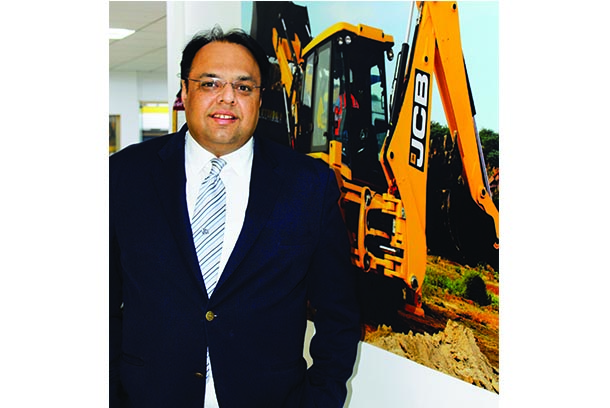 Jasmeet Singh, Associate Vice President- Corporate Communications and Corporate Relations, JCB India