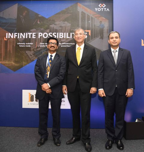 "Hiranandani Group forays into Data Centre Parks with ""Yotta"