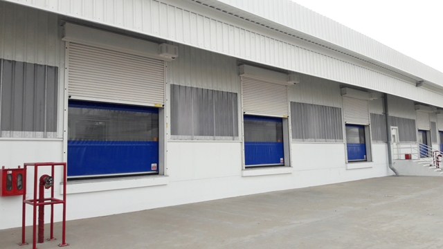 Gandhi Automations: Choosing the Right Industrial Doors
