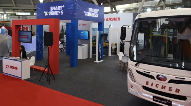 Eicher introduces two new buses at Prawaas 2019