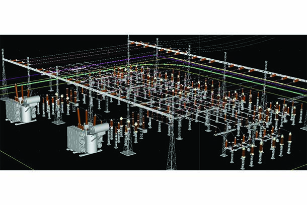 Bentley Substation saved time and money designing for site in harsh environment