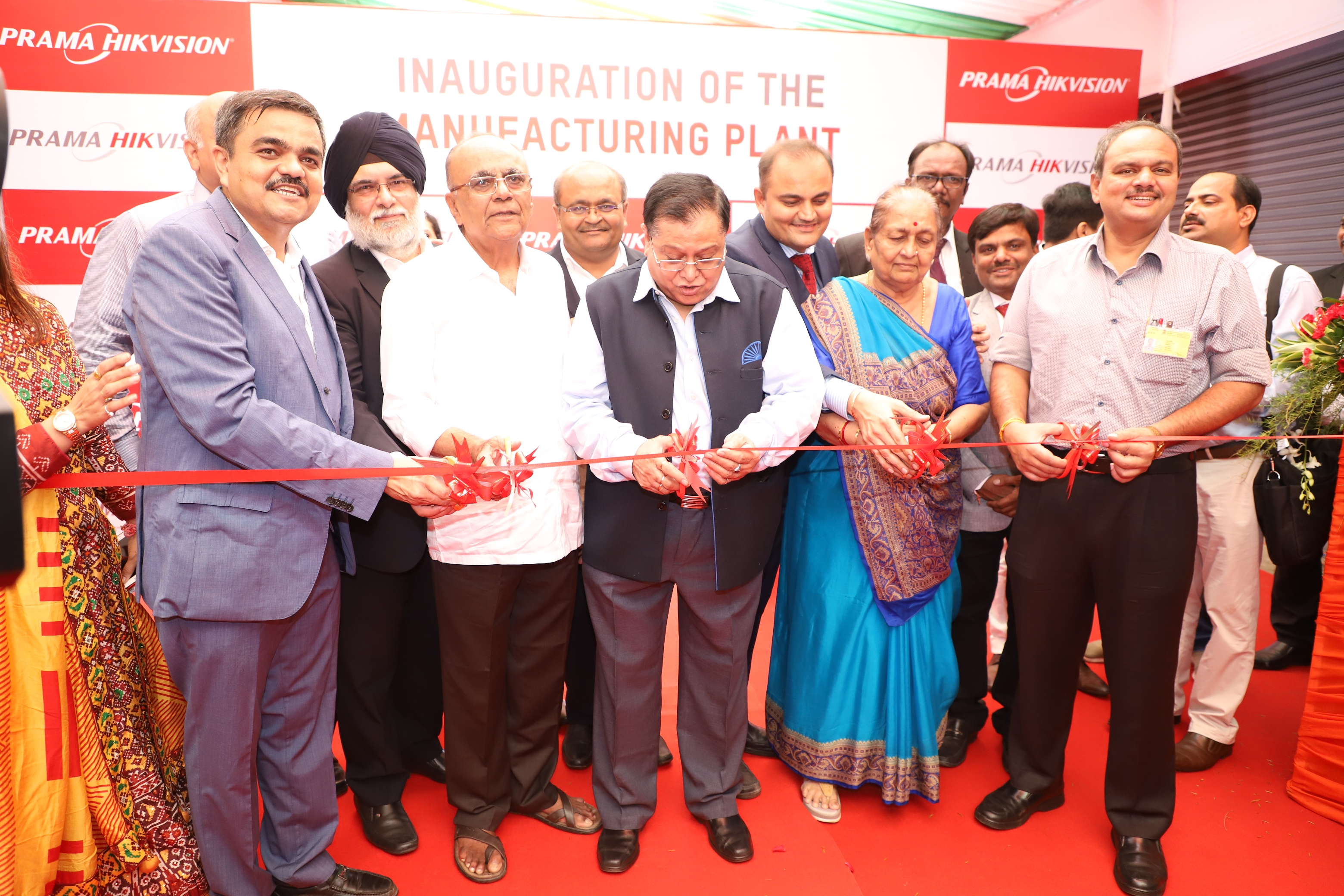 Prama Hikvision inaugurates security & surveillance facility