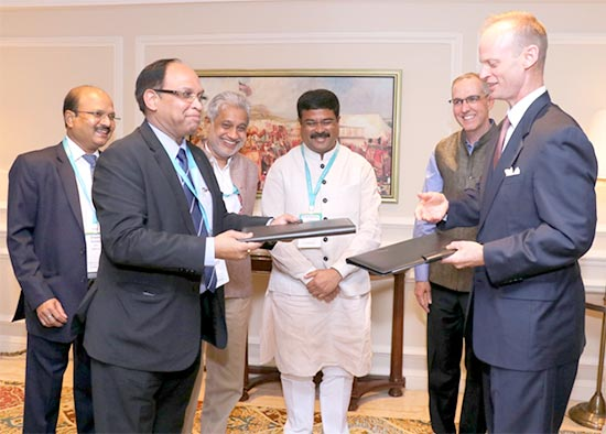 ONGC signs MoU with EXXONMobil for study in PEL offshore blocks and open acreage areas