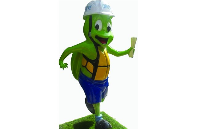 NTPC unveils Safety Mascot - 'KAWACH'