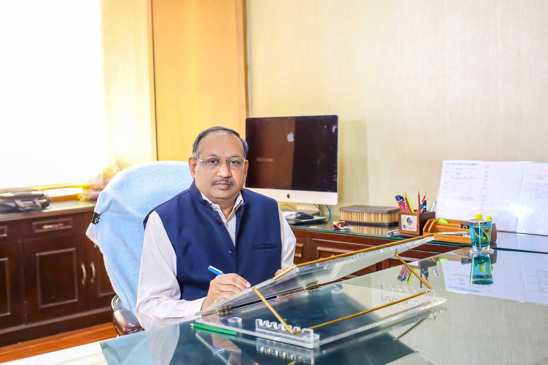 P K Gupta takes over as CMD of NBCC