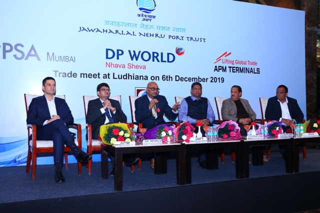 JNPT and CONCOR announce weekly scheduled export train from ICD Ludhiana to JN Port