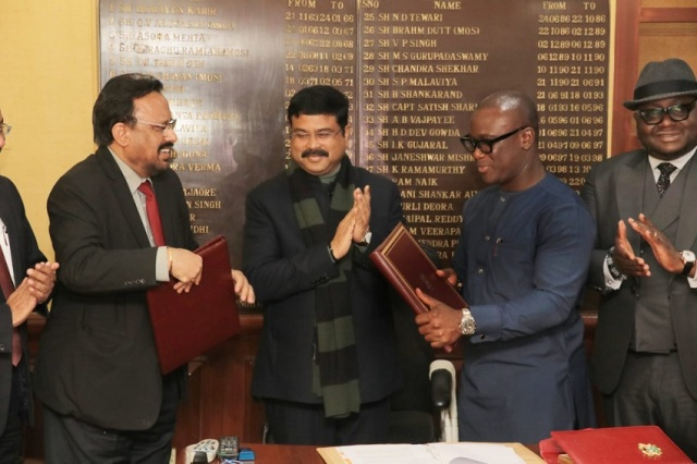 IndianOil signs MoU with National Petroleum Authority of Ghana