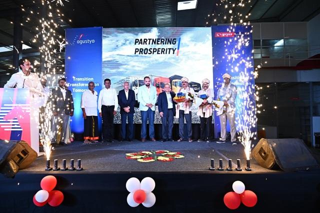 Eicher Trucks & Buses strengthens its retail footprint in Karnataka