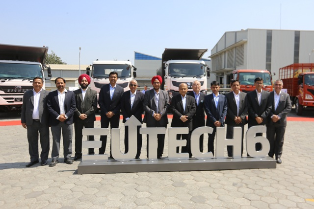 Eicher launches its innovative BS-VI solution- EUTECH6