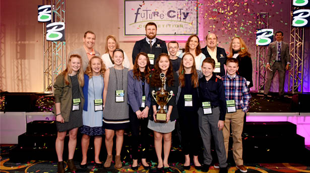 Indiana School Wins Grand Prize at 28th Annual Future City Competition